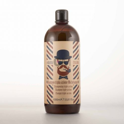 Shampooing triple action 1000ml