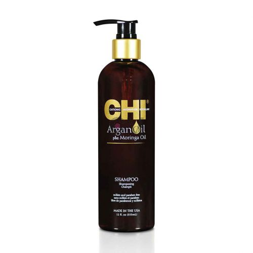 Shampoing nutrition Huile d'Argan