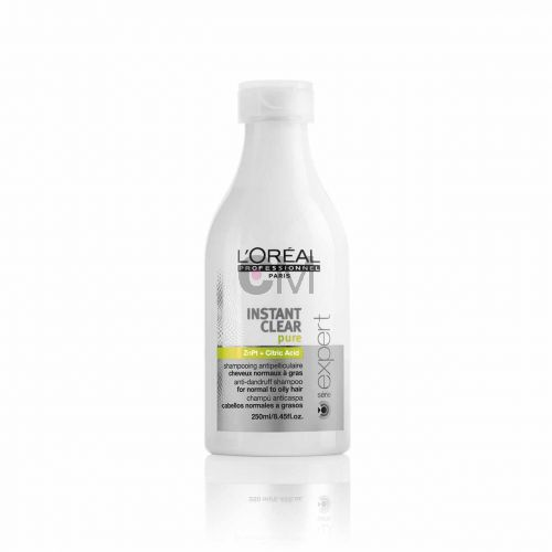 Shampoing antipelliculaire cheveux normaux Instant Clear Pure