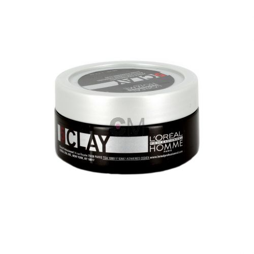 Argile Coiffante Clay Fixation Forte-Force 5