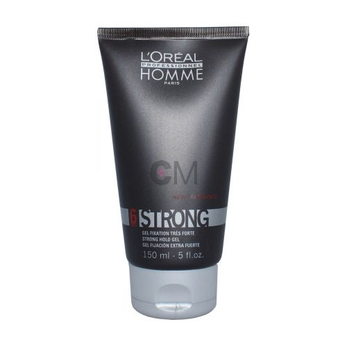 Gel fixation Strong - Gel pour homme fixation-force 6