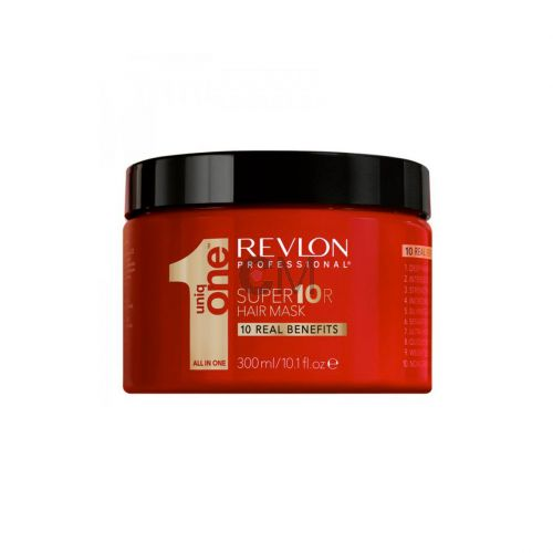 Masque cheveux 10 en 1 à rincer – Uniq One