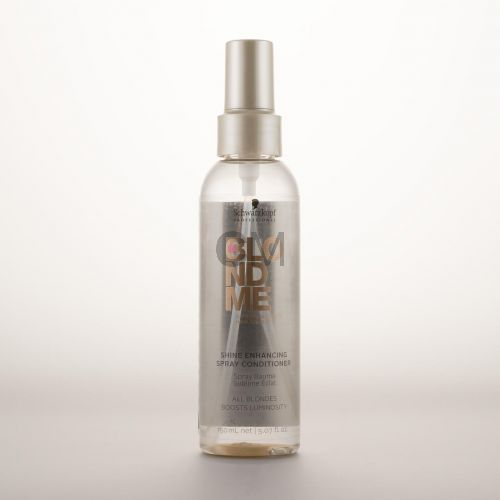 Shine Spray Conditioner – Blondme