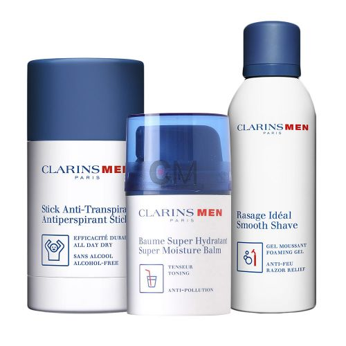 Pack Clarins Men Essentials