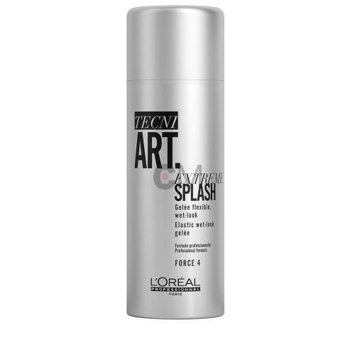 TECNIART. GEL EXTREME SPLAH - FORCE 4 - 150 ml