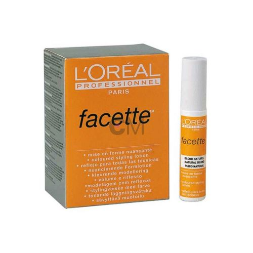 Lotion de brushing nuançante – Facette *