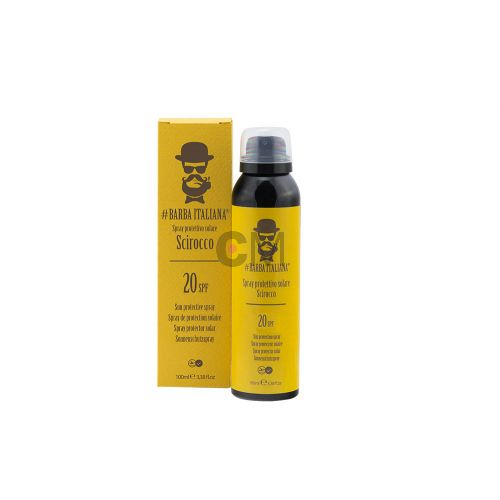 Spray protection solaire 20 SPF