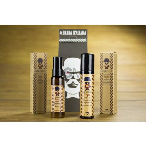 Shave box - Barba Italiana