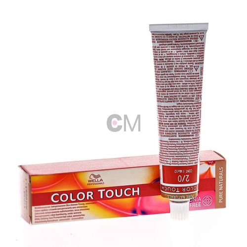 Pure Naturals - Color Touch