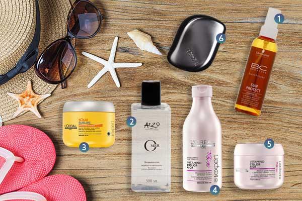 10 astuces pour prendre soin de ses cheveux en vacances. Black Bedroom Furniture Sets. Home Design Ideas